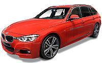 BMW Serie 3 / 2015 / 5P / Station wagon 318d Luxury Touring