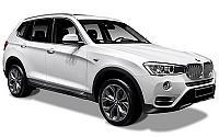 BMW X3 / 2017 / 5P / SUV xDrive 20d 4x4