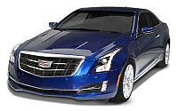 CADILLAC ATS / 2012 / 2P / Coupe 2.0L Turbo Elegance RWD AT8