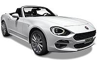 FIAT 124 Spider / 2016 / 2P / Cabriolet 1.4 Multi Air 140cv
