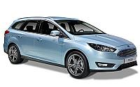 FORD Focus / 2017 / 5P / Station wagon 1.5 TDCi 95cv S&S Business SW