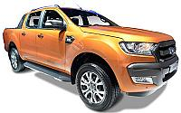 FORD Ranger / 2015 / 4P / Pickup Supercab XL 4WD 2.2 TDCi 160CV