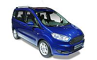 FORD Tourneo Courier / 2014 / 5P / Monovolume 1.5 TDCi 75 cv Plus