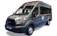 FORD Transit / 2014 / 4P / Trasporto Persone T/P 350 L2H2 Entry 2.2 TDCI HDT6 125 cv