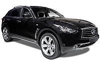 INFINITI QX70 / 2016 / 5P / SUV 3.7 GT