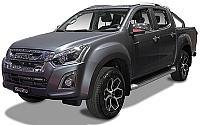 ISUZU D-MAX / 2017 / 4P / Pickup