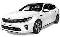 KIA Optima / 2017 / 5P / Station wagon