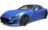 MASERATI GranTurismo / 2016 / 2P / Coupe