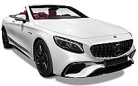 MERCEDES-BENZ Classe S / 2017 / 2P / Cabriolet