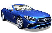MERCEDES-BENZ SL / 2016 / 2P / Spider