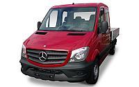 MERCEDES-BENZ Sprinter / 2016 / 2P / Cabinato 411 CDI T43/35 p.l. Executive rg