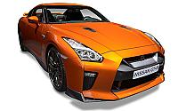 NISSAN GT-R / 2017 / 2P / Coupe