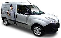 OPEL Combo / 2017 / 4P / Vett. furgonata 1.6 CDTI 105 Blitz L1H2 750KG E6