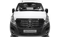 OPEL Movano / 2017 / 2P / Cassone rib.lat. 2.3 CDTI 145 Qli35 L4 EU6 S&S RWD HD
