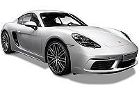PORSCHE 718 / 2016 / 3P / Coupe