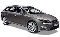 SEAT Leon / 2016 / 5P / Station wagon 1.6 TDI CR 66kW Business ST