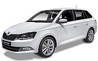 SKODA Fabia / 2017 / 5P / Station wagon 1.0 MPI 55kW Business