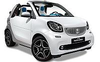SMART fortwo cabrio / 2016 / 2P / Cabriolet 90 0.9 66kW TURBO coffeelounge twinamic