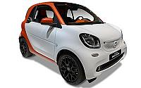 SMART fortwo coup� / 2016 / 3P / Coupe 90 0.9 66kW TURBO radical twinamic