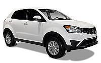 SSANGYONG Korando / 2016 / 5P / SUV Diesel 2.2 Plus AWD