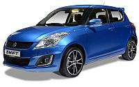 SUZUKI Swift / 2015 / 5P / Berlina 1.2 Dual Jet B-Road Bi-Color S&S 4WD 5p