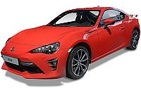 TOYOTA GT86 / 2016 / 2P / Coupe