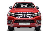 TOYOTA Hilux / 2016 / 2P / Pickup 2.4 D-4D SC 2WD M/T