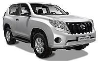 TOYOTA Land Cruiser / 2016 / 3P / SUV 2.8 D4-D Active
