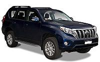 TOYOTA Land Cruiser / 2016 / 5P / SUV