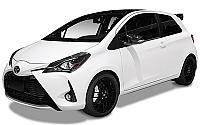 TOYOTA Yaris / 2017 / 3P / Berlina