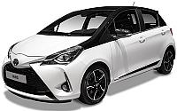 TOYOTA Yaris / 2017 / 5P / Berlina