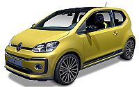 VOLKSWAGEN up! / 2017 / 3P / Berlina 1.0 55kW move up! BMT ASG