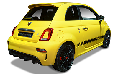 ABARTH 500 / 2008 / 3P / Berlina