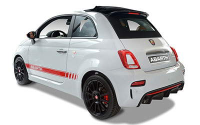 ABARTH 500C / 2P / Cabriolet