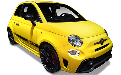 ABARTH 500 / 2016 / 3P / Berlina