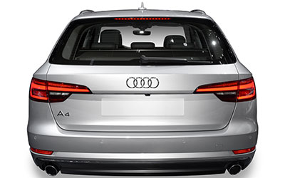 AUDI A4 / 2015 / 5P / Station wagon