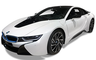 BMW i8 / 2014 / 2P / Coupe