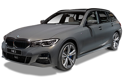 BMW Serie 3 / 5P / Station wagon 316d 48V Touring auto