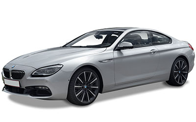 BMW Serie 6 / 2015 / 2P / Coupe