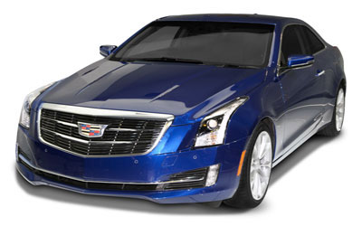 CADILLAC ATS / 2012 / 2P / Coupe 2.0L Turbo Luxury RWD AT8