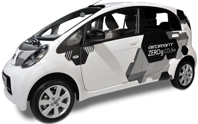 CITROEN C-Zero / 2010 / 5P / Berlina Full Electric Seduction