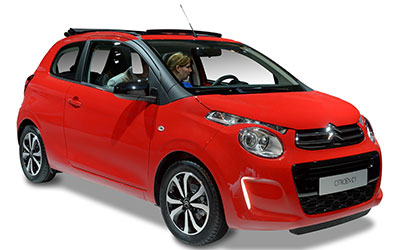 CITROEN C1 Airscape / 2016 / 3P / Berlina