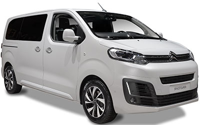 CITROEN Spacetourer / 2016 / 5P / Monovolume BlueHDi 100 XS Business