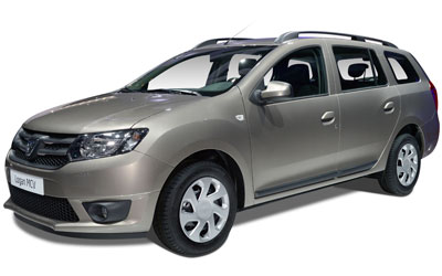 DACIA Logan / 2016 / 5P / Station wagon