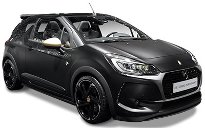 DS DS 3 / 2016 / 2P / Cabriolet