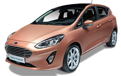 FORD Fiesta / 5P / Crossover 1.0 EcoBoost 95CV S&S Active