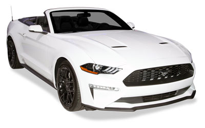 FORD Mustang / 2018 / 2P / Cabriolet 2.3 Ecoboost 290CV