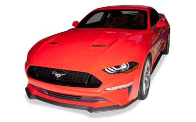 FORD Mustang / 2018 / 2P / Coupe 2.3 Ecoboost 290CV