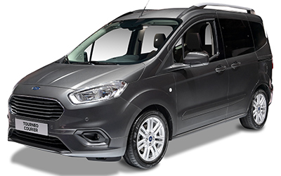 FORD Tourneo Courier / 2018 / 5P / Monovolume 1.5 TDCi 75 cv Plus