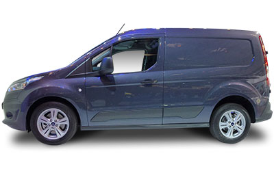 FORD Transit Connect / 2013 / 4P / Vett. furgonata